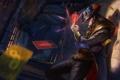 Картинка League of Legends, Twisted Fate, Лига Легенд