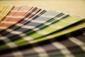Картинка макро, разноцветные, цветовой веер
