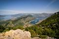 Картинка горы, бухта, панорама, залив, Черногория, Kotor