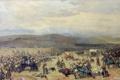 Картинка русско-турецкая война, сражение под плевной, Н. Д. Дмитриев-Оренбургский, 1877 год