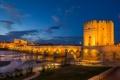 Картинка мост, башня, Andalusia, Cordoba