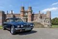 Картинка ретро, Англия, классика, England, Herstmonceux Castle, Замок Хёрстмонсо