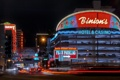Картинка Невада, nevada, las vegas, night, ночь, Лас-Вегас, binions hotel and casino