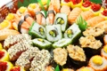 Картинка рыба, sushi, суши, fish, роллы, морепродукты, японская кухня