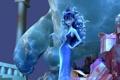 Картинка мультфильм, монстр, Der 7bte Zwerg, 7-ой гном, приключение, колдунья, подарки