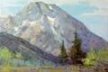 Картинка арт, Mount Moran, Sean Wallis