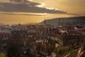 Картинка город, утро, Praga
