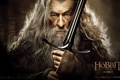 Картинка Wizard, The Hobbit, The desolation of Smaug, sword, Gandalf