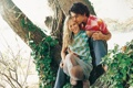 Картинка любовь, люди, дерево