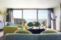 Картинка дизайн, дом, стиль, вилла, интерьер, жилая комната