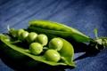 Картинка горошек, macro, peas, зеленый, горох, макро