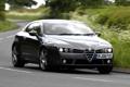 Картинка дорога, Alfa Romeo, автомобиль, альфа ромео, Brera S