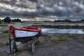 Картинка пейзаж, лодка, France, Brittany, Ste.-Hélène