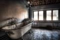 Картинка комната, окно, ванна