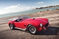 Картинка Shelby, red, 427, fast, 66'