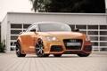 Картинка car, машина, tuning, 3000x2000, 2011 Rieger Audi TT 8J