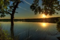 Картинка природа, река, фото, Германия, Гессен