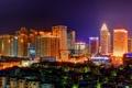 Картинка ночь, Тайвань, night, Тайбэй, Taiwan, Banciao, New Taipei