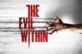Картинка logo, лого, The Evil Within, Tango Gameworks, проволока, рука, разрыв