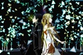 Картинка девушка, осколки, оружие, башня, меч, аниме, арт