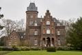 Картинка деревья, замок, газон, Германия, кусты, Marienburg