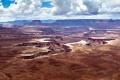 Картинка скалы, каньон, США, панорама природа