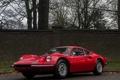 Картинка спортивный, Ferrari, 246, Dino, автомобиль, красный
