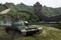 Картинка поле, China, танк, Китай, танки, WoT, World of Tanks