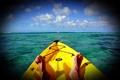 Картинка море, вода, солнце, океан, ноги, лодка