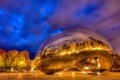 Картинка Chicago, Cloud Gate, The Bean