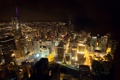 Картинка США, USA, здания, ночь, Иллинойс, город, Illinois
