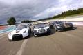 Картинка Michelin, GT-R, DB9, трасса, saleen, гонки, ford