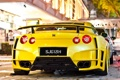 Картинка Nissan, Yellow, Singapore, Tuning, GTR35