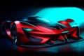 Картинка SRT, Gran Turismo, Vision, Tomahawk, додж, 2015, Dodge