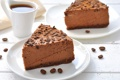 Картинка чай, еда, шоколад, пирог, торт, десерт, выпечка