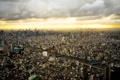 Картинка пейзаж, город, Tokyo