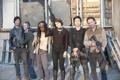 Картинка группа, сериал, актеры, The Walking Dead, Ходячие мертвецы