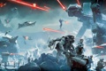 Картинка cold, ice, sci fi weapons, drawing, Star Wars Battlefront, vehicles