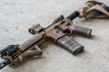 Картинка оружие, автомат, Daniel Defense, MK18