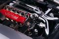 Картинка 1000, twin turbo, hennessey, dodge, веном, хром, engine