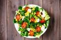 Картинка зелень, салат, herbs, salad, диетический салат, diet salad