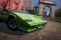 Картинка спорткар, город, need for speed most wanted 2012, Lamborghini Countach, ракурс, классика