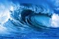 Картинка море, пена, волна