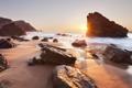 Картинка Португалия, Portugal, Sintra, Синтра, Estremadura, Praia da Adraga, Эштремадура