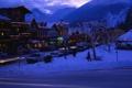 Картинка winter, city