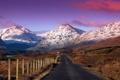 Картинка дорога, пейзаж, горы