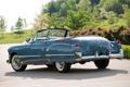 Картинка car, авто, Cadillac, вид сзади, retro, Convertible, 1949