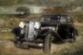 Картинка машина, стиль, фон, Sunbeam Sport 21 ( 1935 )