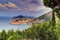 Картинка coast, Croatia, Dubrovnik, sity.