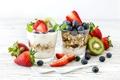 Картинка ягоды, киви, черника, клубника, fresh, десерт, berries